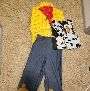 Woody costume - missing hat